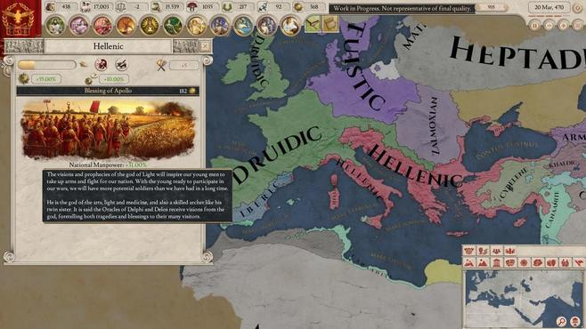 Imperator: Rome Deluxe Edition Screenshot 10