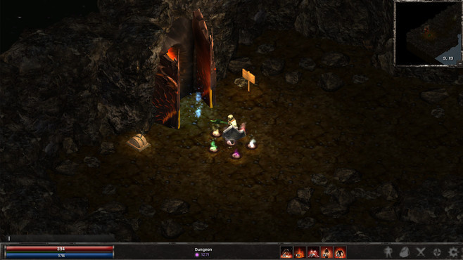 In Exilium Screenshot 3