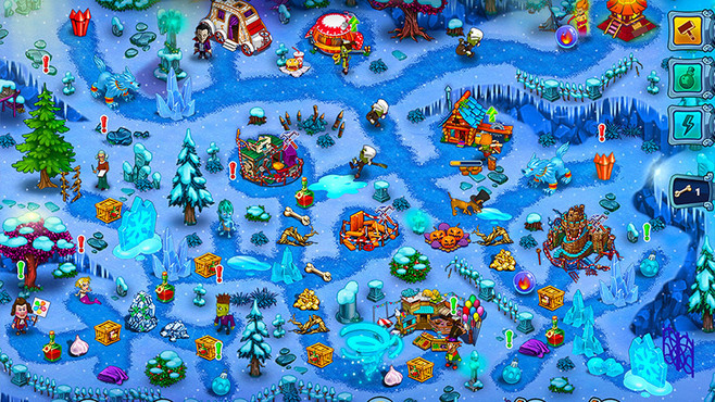 Incredible Dracula: The Ice Kingdom Screenshot 3
