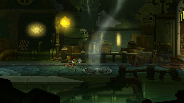 Indivisible Screenshot 2