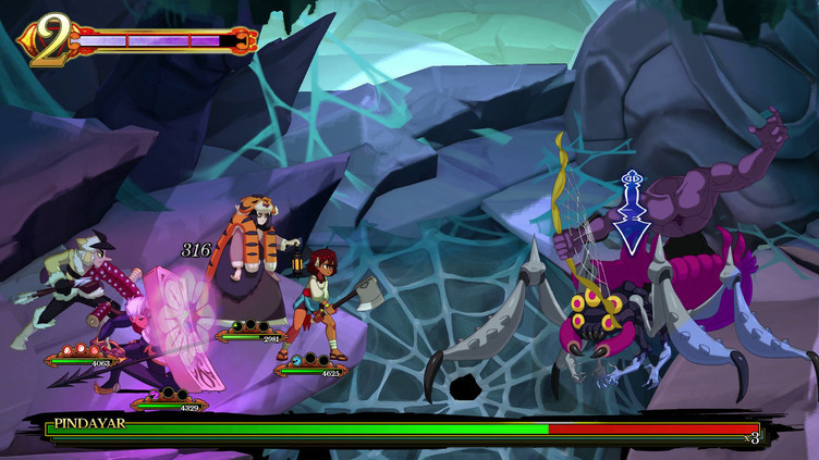 Indivisible Screenshot 3