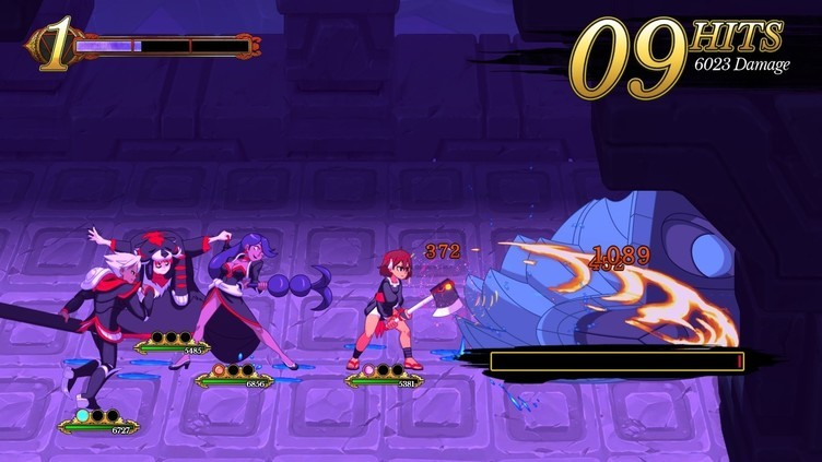 Indivisible Screenshot 6