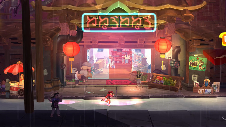Indivisible Screenshot 12