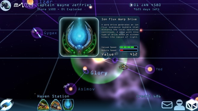 Infinite Space III: Sea of Stars Screenshot 2