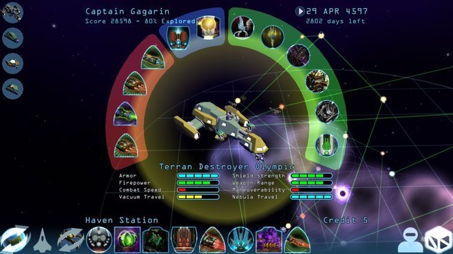 Infinite Space III: Sea of Stars Screenshot 5