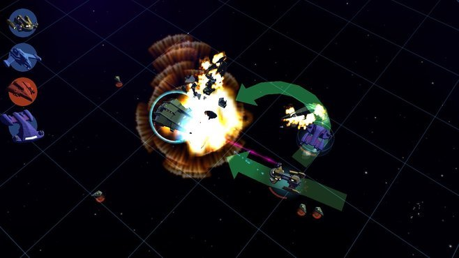 Infinite Space III: Sea of Stars Screenshot 7