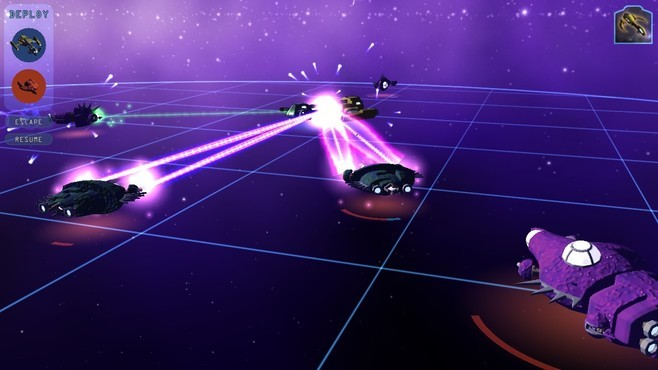 Infinite Space III: Sea of Stars Screenshot 9
