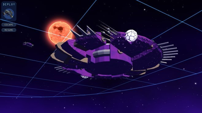 Infinite Space III: Sea of Stars Screenshot 10