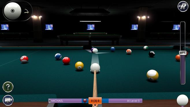 International Snooker 2012 Screenshot 1