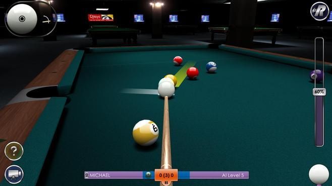 International Snooker 2012 Screenshot 3