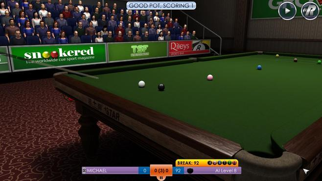 International Snooker 2012 Screenshot 7