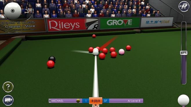 International Snooker 2012 Screenshot 9