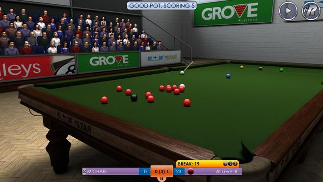 International Snooker 2012 Screenshot 11