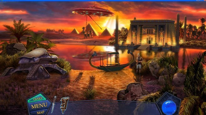 Invasion: Lost In Time Screenshot 3