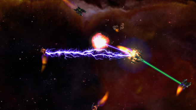 Drox Operative: Invasion of the Ancients Screenshot 2