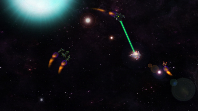 Drox Operative: Invasion of the Ancients Screenshot 5