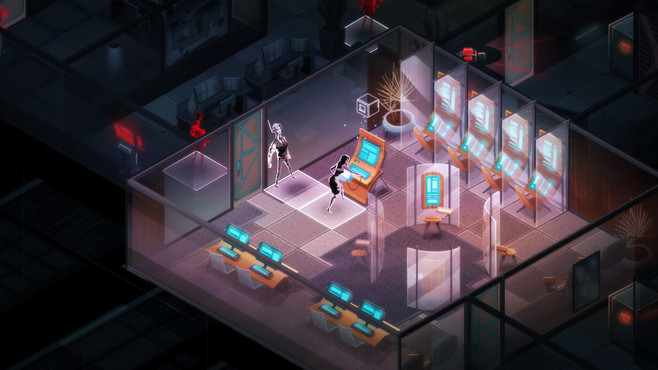Invisible, Inc. Screenshot 1