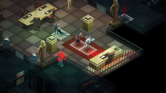 Invisible, Inc. Screenshot 3