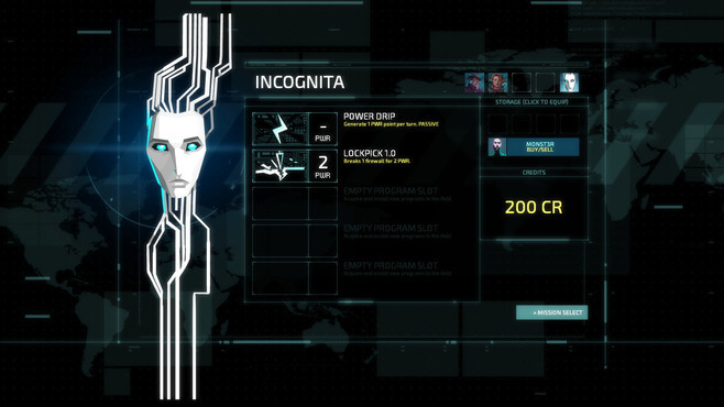 Invisible, Inc. Screenshot 4