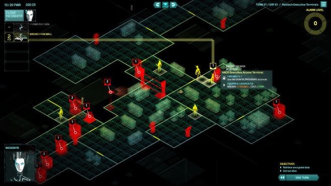 Invisible, Inc. Screenshot 5