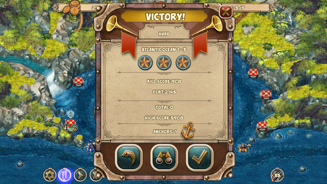 Iron Sea Defenders Screenshot 2