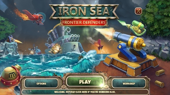 Iron Sea Frontier Defenders Screenshot 1
