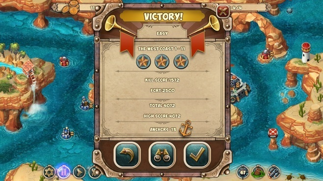 Iron Sea Frontier Defenders Screenshot 3