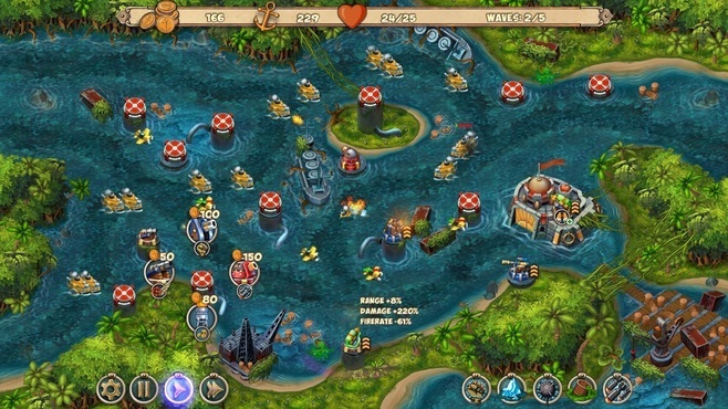Iron Sea Frontier Defenders Screenshot 4