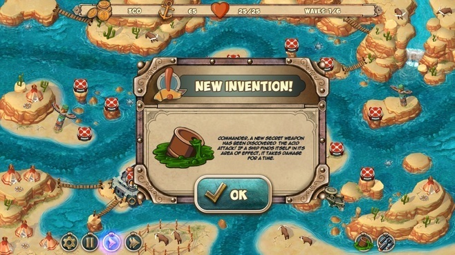 Iron Sea Frontier Defenders Screenshot 5