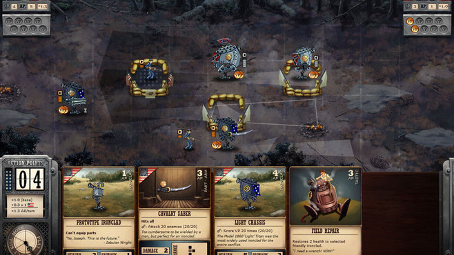 Ironclad Tactics Screenshot 6