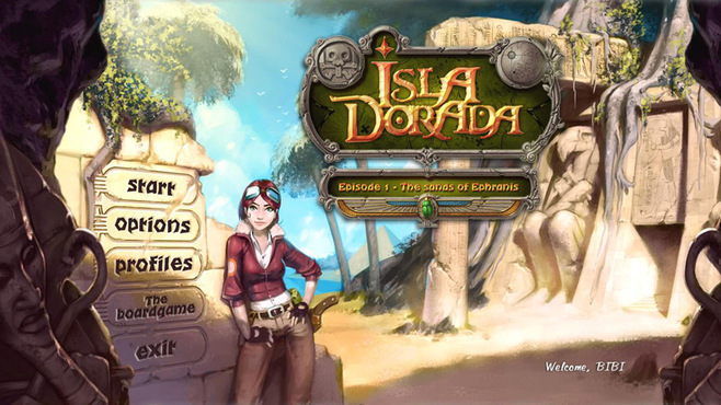 Isla Dorada: The Sands of Ephranis Screenshot 2