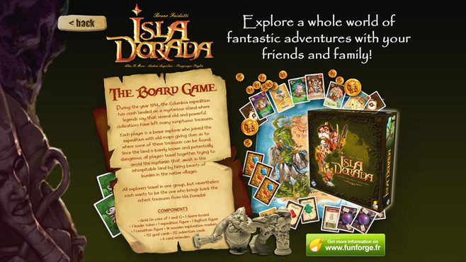 Isla Dorada: The Sands of Ephranis Screenshot 7