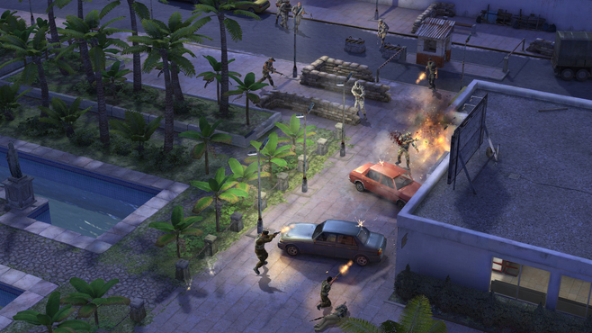Jagged Alliance: Back in Action Screenshot 1
