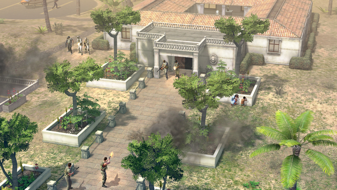 Jagged Alliance: Back in Action Screenshot 2