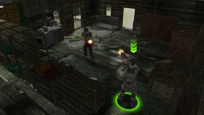 Jagged Alliance - Back in Action Screenshot 2