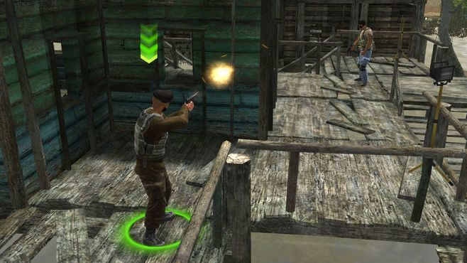 Jagged Alliance - Back in Action Screenshot 3