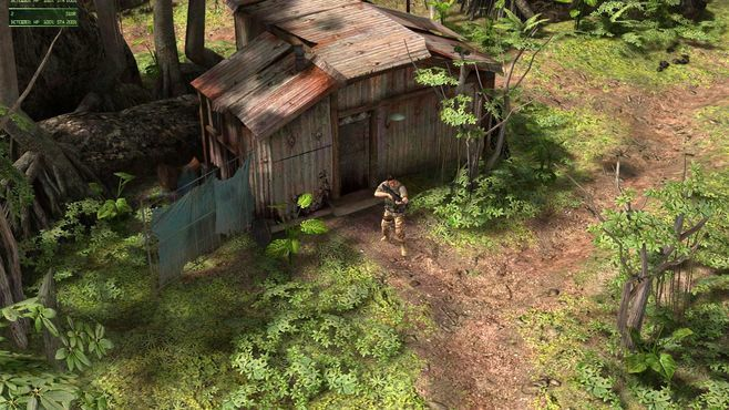 Jagged Alliance - Back in Action Screenshot 4