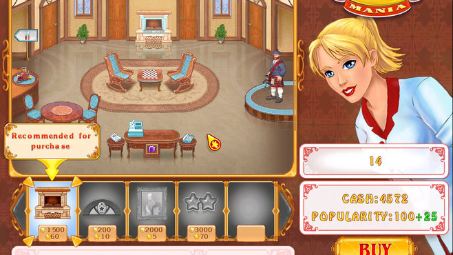 Jane's Hotel Mania Screenshot 9