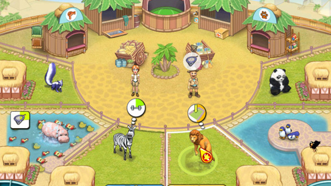 Jane's Zoo Screenshot 1