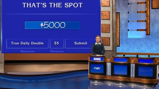 Jeopardy! Super Deluxe Screenshot 2