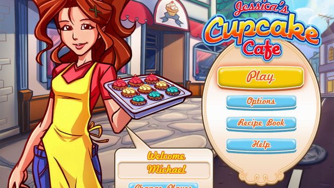 Jessica's Cupcake Cafe Screenshot 5