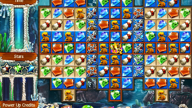 Jewel Legends Atlantis Screenshot 1