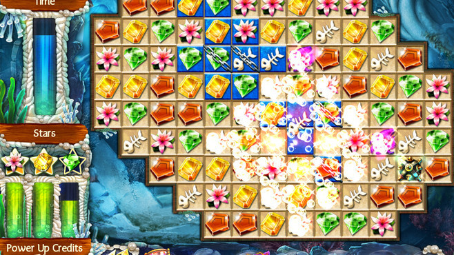 Jewel Legends Atlantis Screenshot 3