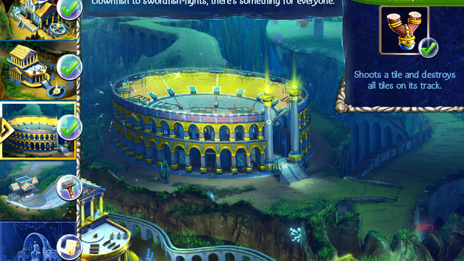 Jewel Legends Atlantis Screenshot 6