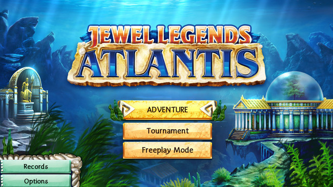 Jewel Legends Atlantis Screenshot 10