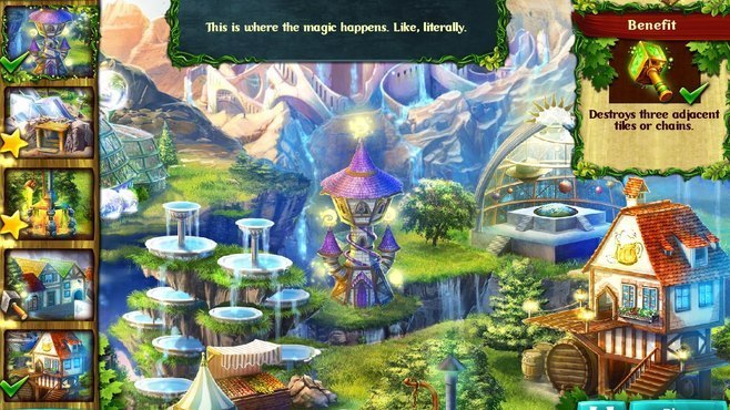 Jewel Legends - Magical Kingdom Screenshot 3