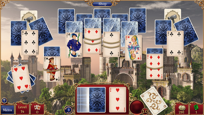 Jewel Match Solitaire Collector's Edition Screenshot 2