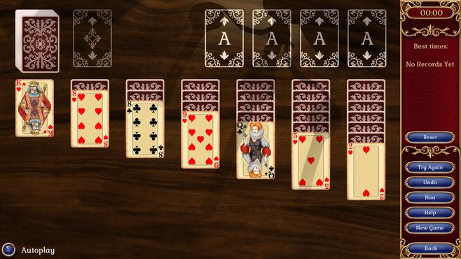 Jewel Match Solitaire Collector's Edition Screenshot 4