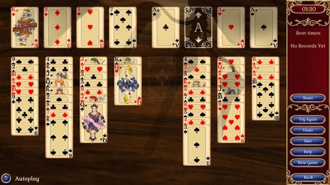Jewel Match Solitaire Collector's Edition Screenshot 5