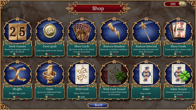 Jewel Match Solitaire Collector's Edition Screenshot 7